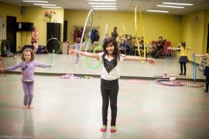 Cirque et Hula Hoop